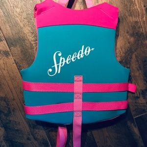 Speedo Neoprene Child's Life Vest